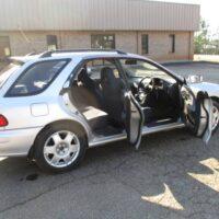 1995 jdm rhd Subaru Impreza Wagon
