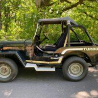 1989 Mitsubishi Jeep RHD – 4×4