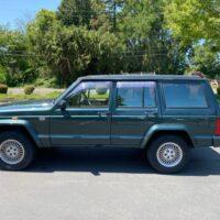1994 Jeep Cherokee RHD – Postal Mai