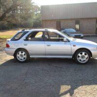 JDM Subaru Impreza Wagon 4WD