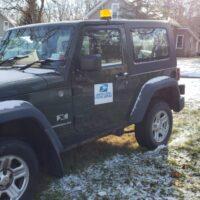 RHD 2008 Jeep Wrangler X