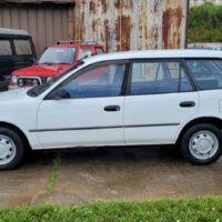 94 Toyota Sprinter Wagon HD Deliver