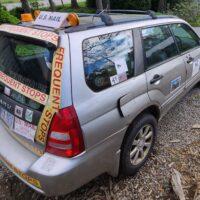 05 Subaru Forester