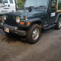 2004 Jeep Wrangler factory right ha