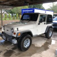 Great Jeep ready to work