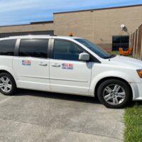 R.H.D. Dodge Grand Caravan