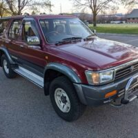 1994 Toyota Hilux Surf 4Runner RHD
