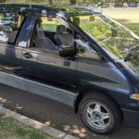 1995 Toyota Estima Lucida AWD RHD